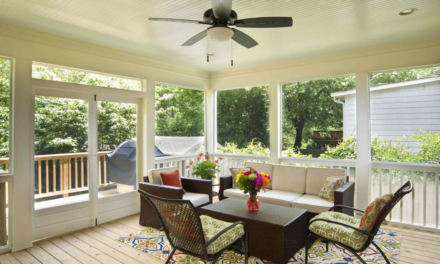 171 Coventry-Screened Porch