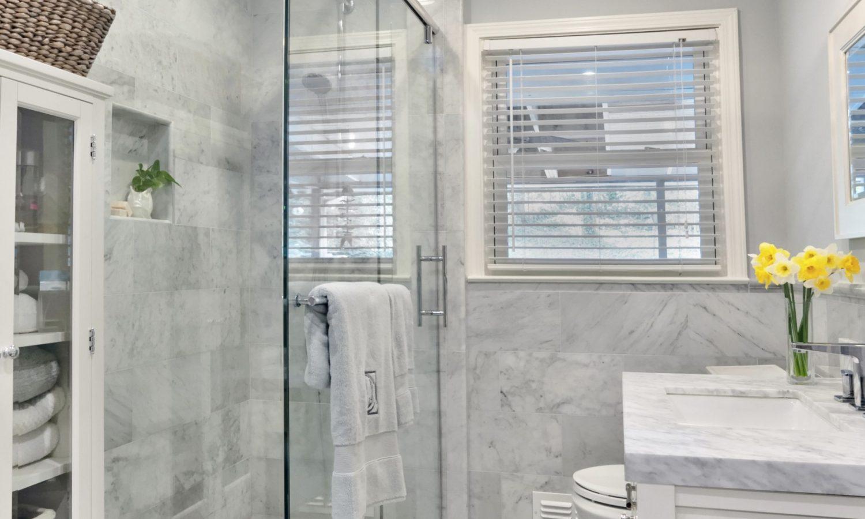atlanta granite bathroom